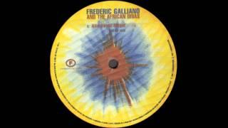 Frederic Galliano - Kanboufo