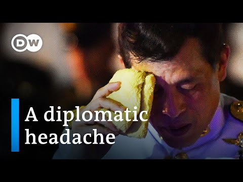 Thai king's long stays in Germany a headache for Berlin | DW News