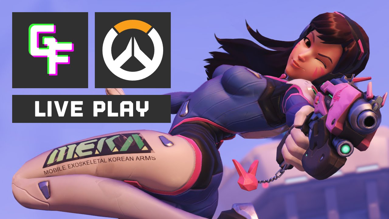 Download Overwatch MLG Team? - GlitchFeed Live Play