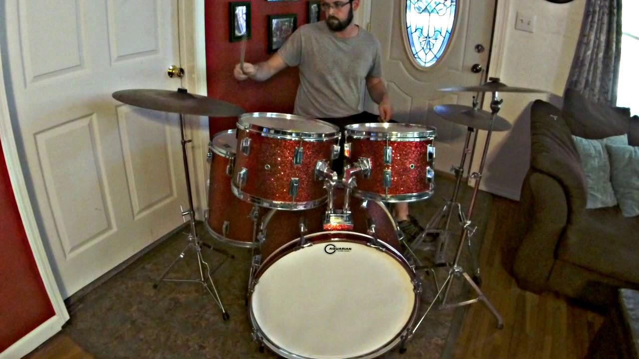 Pearl Maxwin Drum Kit Demo - YouTube