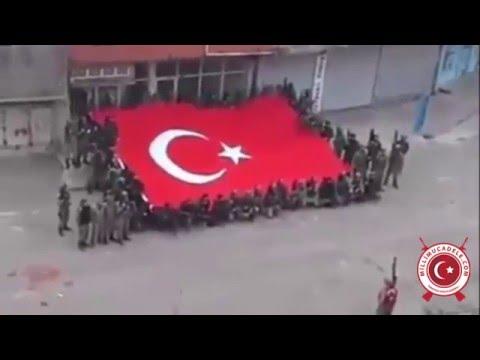 Cizre'de Muhteşem Komando Andı