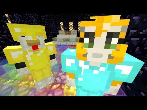 Minecraft Xbox - Ocean Den - End Party! (70)