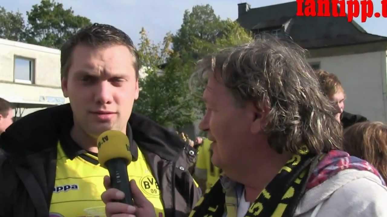 BVB - Gladbach 5:0 - Die besten Fans der Welt tippen
