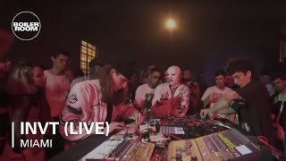 INVT | Miami: III Points Warehouse Party
