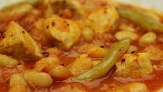 Hindi Etli Kuru Fasulye Yemeği Tarifi - Ev Yemeği Tarifleri