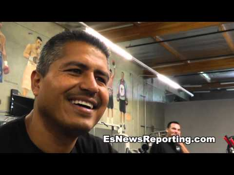 Robert Garcia Beef Over With Brother Danny