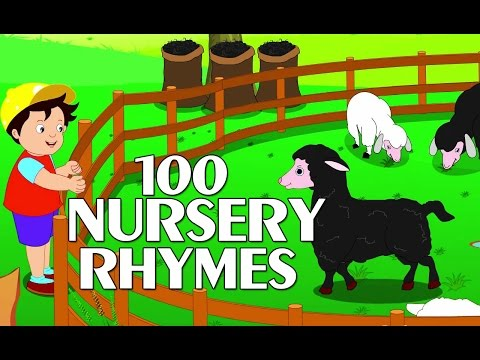 Famous 100 Nursery Rhymes for Kids | Top Favourite Nursery Rhymes | Super Simple Songs for Children