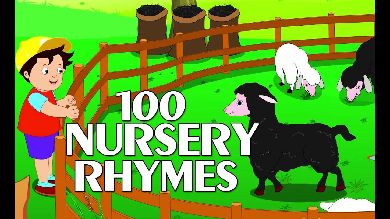 Famous 100 Nursery Rhymes for Kids   Top Favourite Nursery Rhymes   Super Simple Songs for Children