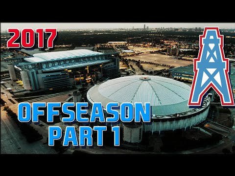 Madden 15 Franchise - Houston Oilers | Season 4 Offseason Stream Part 1 | Free Agency