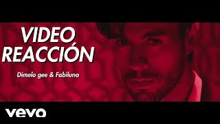 Enrique Iglesias - El baño ft. Bad Bunny (VIDEO REACCIÓN)