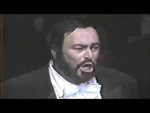 Luciano Pavarotti - México 1990