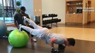 Is Mark Wahlberg's workout a good idea?