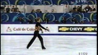 2002長野ワールド男子シングル アレクセイ・ヤグディン フリー 仮面の男