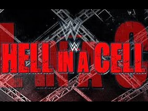 Wwe Hell In A Cell 2014 Logo