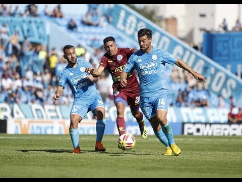 Fecha 25: resumen de Belgrano - Godoy Cruz
