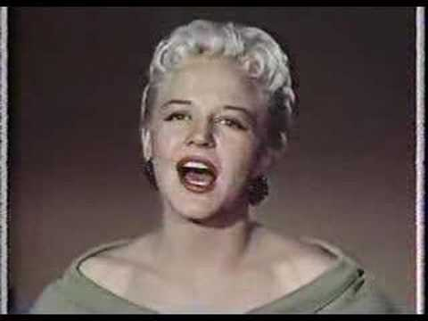 PEGGY LEE-He's aTramp-Walt Disney-Making of Lady & the Tramp