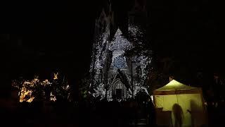 Prague Signal Festival 2017 - Mírové náměstí - 4K video