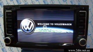 Штатная магнитола для Volkswagen Touareg (2003-2011) и Volkswagen Multivan T5 - Audiosources ANS-710(, 2014-03-26T15:37:06.000Z)
