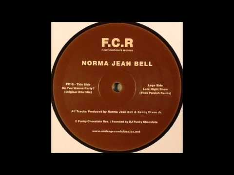 Norma Jean Bell - Late Night Show (Theo Parrish Remix)