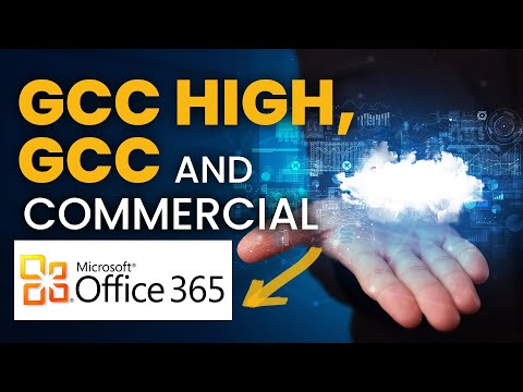 Understanding GCC High, GCC and Commercial Microsoft 365