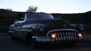 1950 Buick Roadmaster ICON Derelict Convertible!