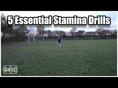 5 Essential Drills to Improve Your Stamina | Cardiovascular Endurance Training for Football Players