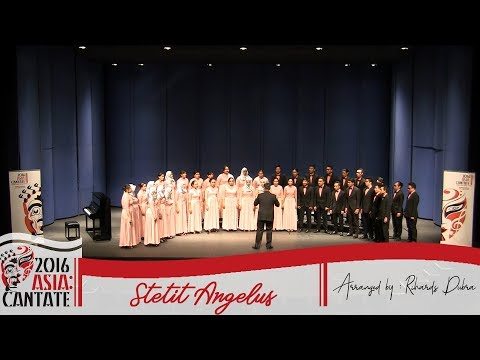 Pancasila University Choir - Stetit Angelus