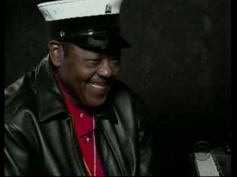Fats Domino CBS Evening News 2/25/06