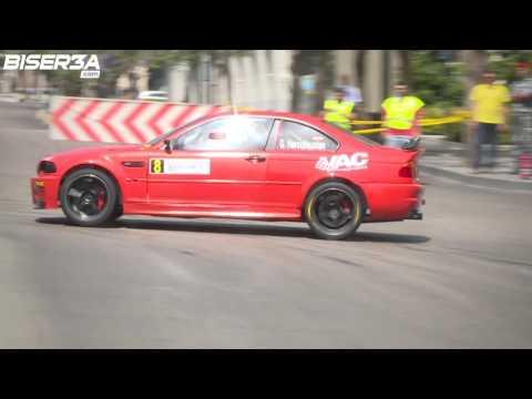 BMW E46 Hillclimb car races in Beirut - Garo Haroutiounian