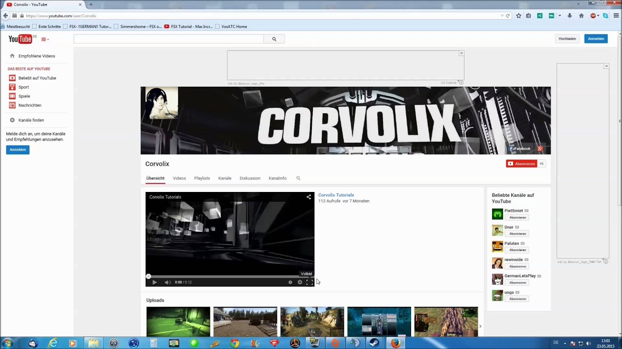 Video Vollbild