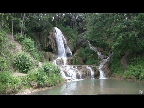 Lúčanský vodopád, Lúčký, Slovakia