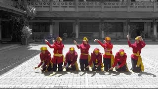 Tari Kreasi Lampung - Tari Muli Bumain X.3 SMA Al Kautsar Bandar Lampung