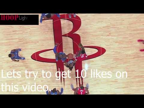 Dallas Mavericks vs Houston Rockets - Full Game Highlights  October 21 2017  2017-18 NBA season
