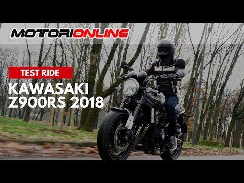 Kawasaki Z900RS 2018 | Test ride