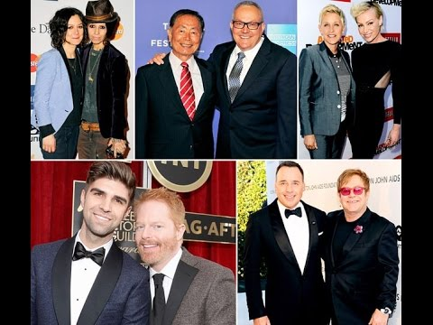 Hollywood's Gay Power Couples