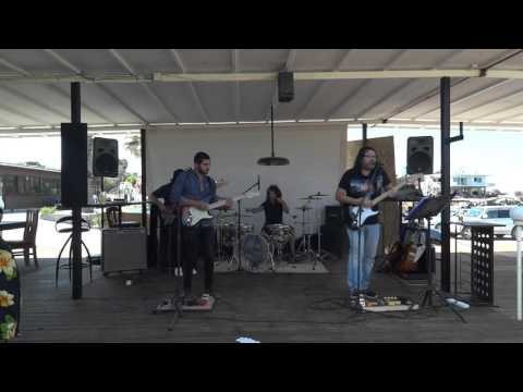 Blue tears band North Cyprus