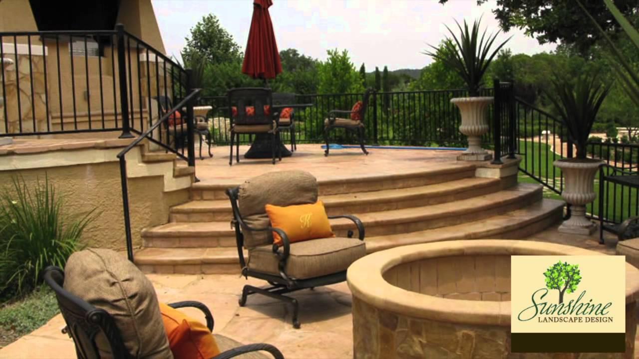 Stone Work Austin Landscape Services In Austin Texas