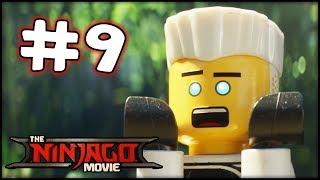 LEGO Ninjago The Movie - Videogame - Part 9 - Jungle Shock! (Gameplay Walkthrough HD)