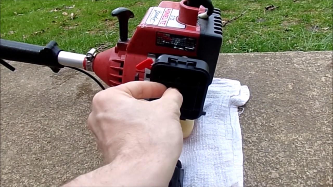 Homelite Trimmer Repair Manual