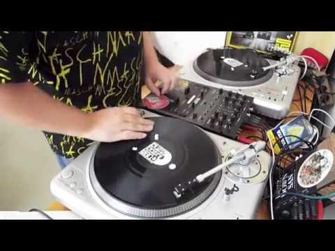 """DJ Testa - """"Maschin"""" Routine"""