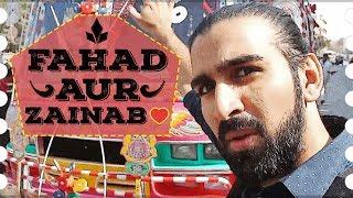 Episode 1/5 | Fahad Aur Zainab  ❤️  | Androon Karachi