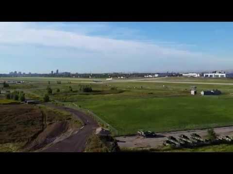 CSeries First Landing in Toronto