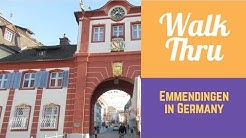 Walking Through: Emmendingen im Breisgau in GERMANY