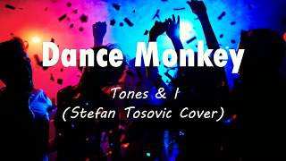Dance Monkey - Tones & I | Stefan Tosovic Cover (Lyrics)