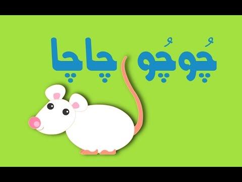 Chu Chu Cha Cha (Urdu Poem) | (چُوچُو چا چا (اردو نظم