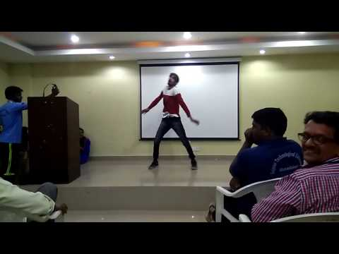 Dance Machine | NSS National Camp| freestyle dance