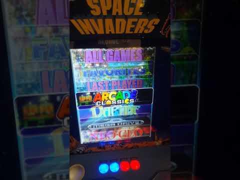my arcade 1up mod from App Racing Legend