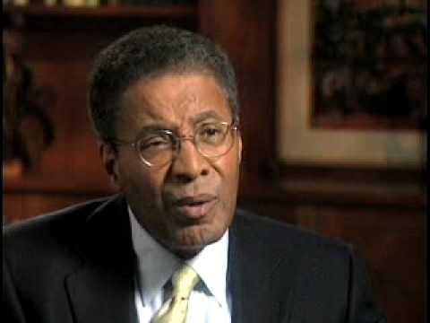 Alvin Poussaint: Dealing with the Black Psyche