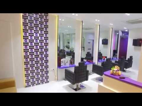Low budget beauty salon interior design Parlour interior ...