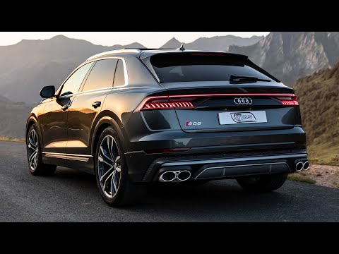 2020 AUDI SQ8 - V8 TRI-TURBO - 900NM/435HP - FINALLY PROPER POWER!